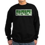 Green Thrust Sweatshirt (dark)