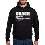 Coach Definition Hoodie (dark)