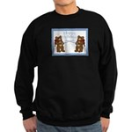 Happy Holidays! Sweatshirt (dark)