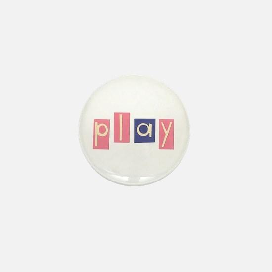 Montessori Mini Button