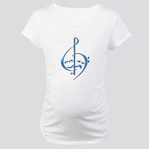 Musical Theatre Maternity T-Shirt