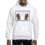 Happy Holidays! Hooded Sweatshirt