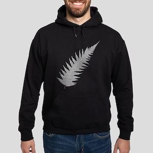 Silver Fern Aotearoa Hoodie (dark)