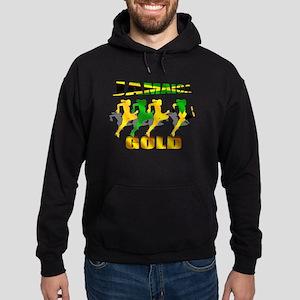 Jamaica Athletics Hoodie (dark)