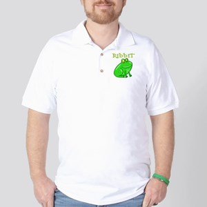 Ribbit Golf Shirt