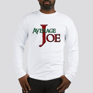Average Joe Long Sleeve T-Shirt