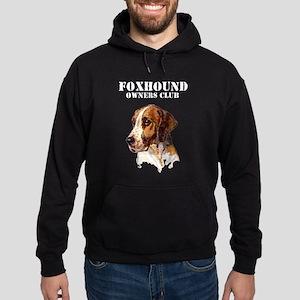 Foxhound Owners Club Hoodie (dark)