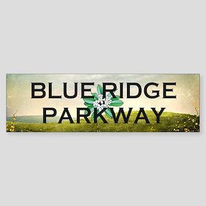 Blue Ridge Americasbesthistory.co Sticker (Bumper)