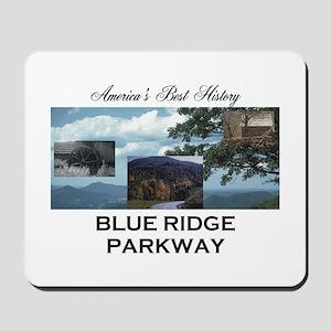 Blue Ridge Americasbesthistory.com Mousepad