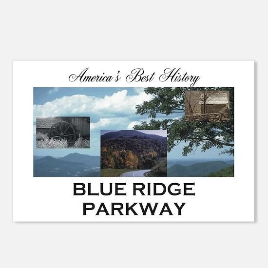 Blue Ridge Americasbesthi Postcards (Package of 8)