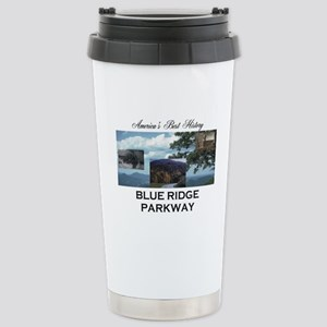 Blue Ridge Americ 16 oz Stainless Steel Travel Mug