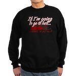 Going In My Way Sweatshirt (dark)