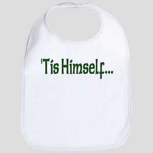 """'Tis Himself"" Bib"