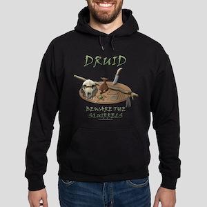 Druid - Beware the Squirrels Hoodie (dark)