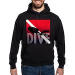 DIVE Hoodie (dark)