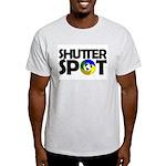 Shutterspot Ash Grey T-Shirt