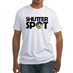 Shutterspot Fitted T-Shirt