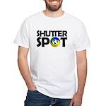 Shutterspot White T-Shirt