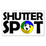 Shutterspot Rectangle Sticker