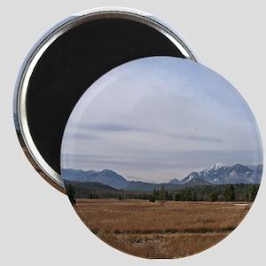 Scenic Adirondack Landscape Magnet