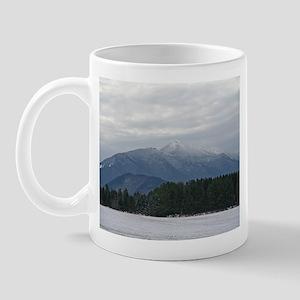 Scenic Adirondack Winter Mug