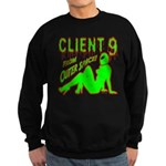 Client 9 From Outer Space Sweatshirt (dark)