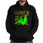 Client 9 From Outer Space Hoodie (dark)