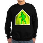 Alien Crossing Sweatshirt (dark)