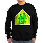 Alien School Xing Sweatshirt (dark)