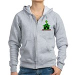 AlienShack Logo Women's Zip Hoodie