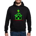 AlienShack Logo Hoodie (dark)