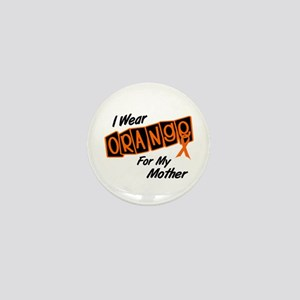 I Wear Orange For My Mother 8 Mini Button