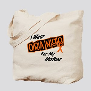 I Wear Orange For My Mother 8 Tote Bag