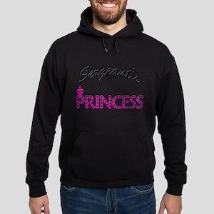 Sergeant's Princess Hoodie (dark)