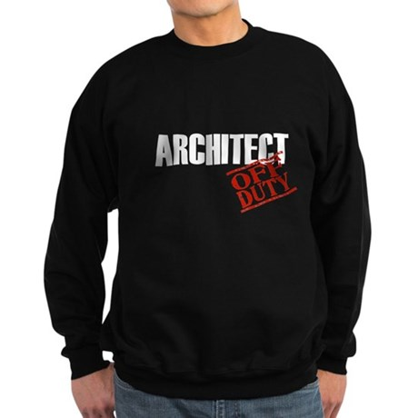 Off Duty Architect Sweatshirt (dark)