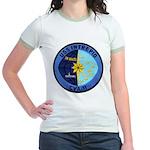 USS INTREPID Jr. Ringer T-Shirt