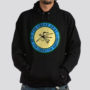 Great Seal of the Choctaw Hoodie (dark)