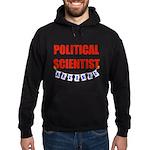 Retired Political Scientist Hoodie (dark)