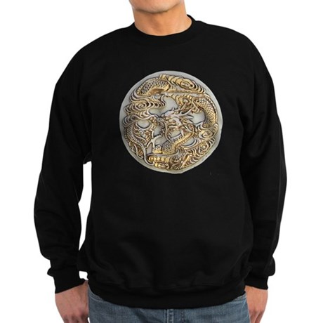 Gold Dragon Sweatshirt (dark)