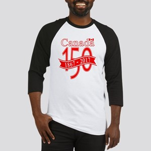 CANADA 150 RIBBON Baseball Jersey
