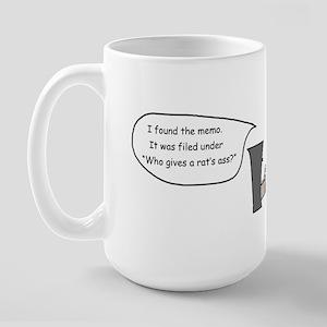 Office Acrimony extra-large mug