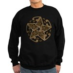 Celtic Star Sweatshirt (dark)