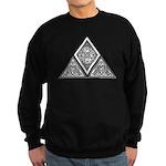 Celtic Pyramid Sweatshirt (dark)
