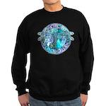 Cool Celtic Dragonfly Sweatshirt (dark)