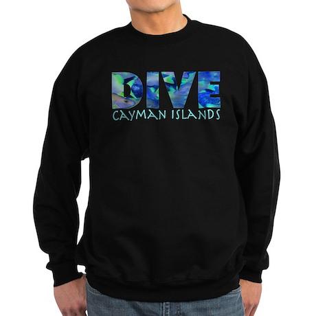 Dive Caymen Islands Sweatshirt (dark)
