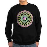 Celtic Spring-Easter Mandala Sweatshirt (dark)