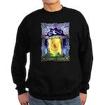 Celtic Doorway Sweatshirt (dark)