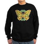 Celtic Butterfly Sweatshirt (dark)
