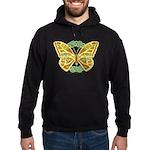 Celtic Butterfly Hoodie (dark)