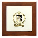 ROSSE Family Crest Framed Tile